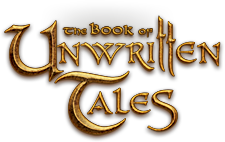 Book of unwritten Tales - Logo